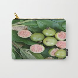 FRUITS & LEAVES Carry-All Pouch