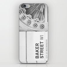 Baker Street iPhone & iPod Skin