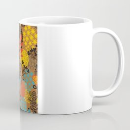 The bee. Coffee Mug