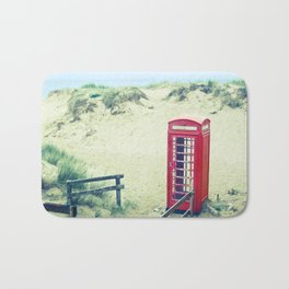 A Call From Paradise Bath Mat