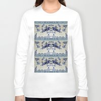 bali Long Sleeve T-shirts featuring bali spell by Maria Fernanda Furtado