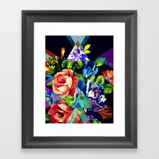 FLORIAN Framed Art Print