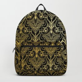 Lace elegant vintage pattern Backpack