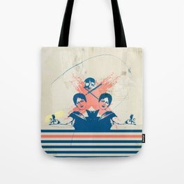 Are You Happy Tote Bag