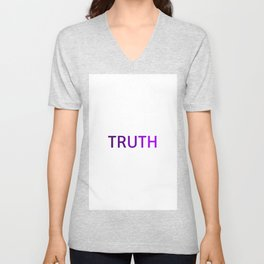 TRUTH Unisex V-Neck