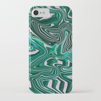 palms iPhone & iPod Cases featuring Palms by Katekima