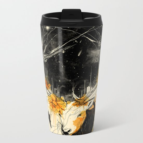 Once Upon a Time Metal Travel Mug