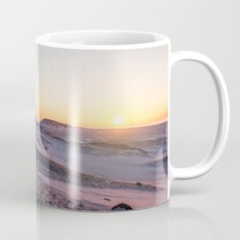 Snaefellsnes- Misty Morning Coffee Mug