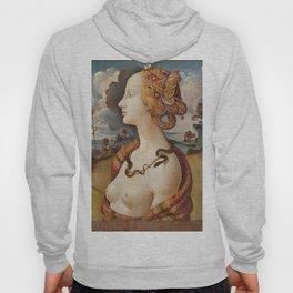 Piero di Cosimo - Portrait de femme dit de Simonetta Vespucci Hoody