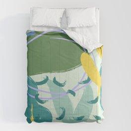 Abstract Pattern Modern Art 8 Comforters