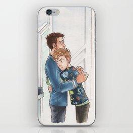 McCoy & Chekov iPhone Skin