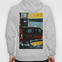 Taxicab Driver (Color) Hoody