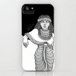 EGYPTIAN iPhone Case