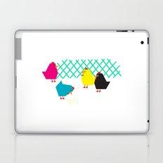chicken house Laptop & iPad Skin