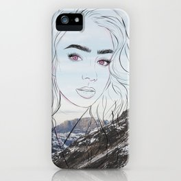 A Lily by any other name iPhone Case
