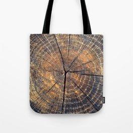 CIRCLES OF LIFE Tote Bag