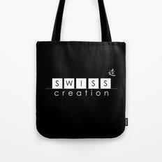 Swiss Creation Tote Bag