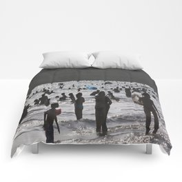 Shadow Beach Comforters