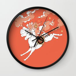 Uchchaihshravas Wall Clock