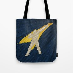 Grabbing Memories (Homage to Abel from Street Fighter) Tote Bag