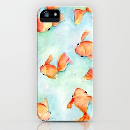 fishies iPhone Case