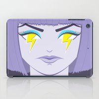 silent iPad Cases featuring SilentRage by Boriana Giormova