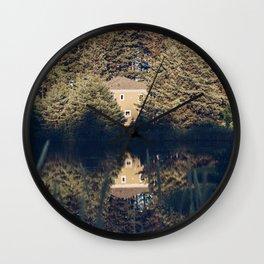 Waterside Reflections pt.3 Wall Clock