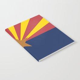 Flag of Arizona Notebook
