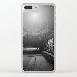 Night Moves 6 Clear iPhone Case