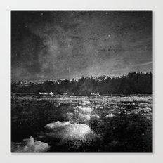 Glacial Canvas Print