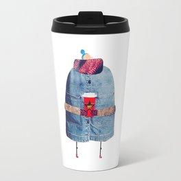 Christmas Coffee! Travel Mug