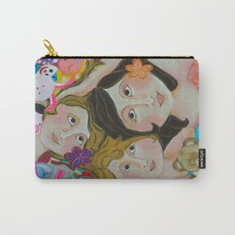"""Stuffies' Party"" Carry-All Pouch"