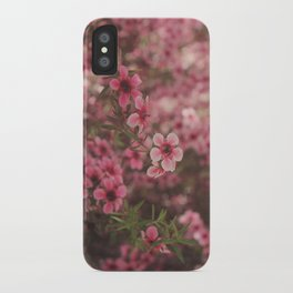 Pink Perfection iPhone Case
