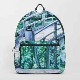 Cross The Bridge When You Get There Backpack