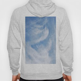 Clouds and sky Hoody