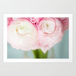 Pink II Art Print