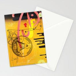 Handicapped Giraffe Stationery Cards