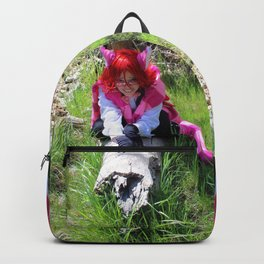 Before the Pounce Backpack