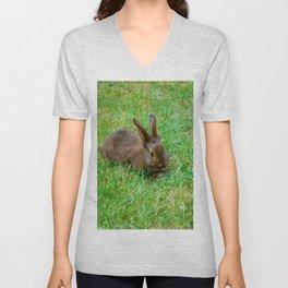 Bunny Baby Unisex V-Neck