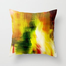 Hiding Place Throw Pillow
