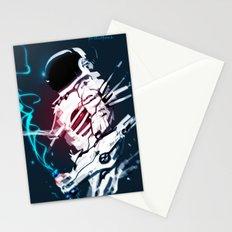 Gravity Burst Stationery Cards