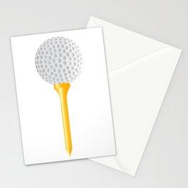 Golf Stationery Cards