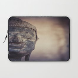 Buddha in Haw Phra Kaew, Laos Laptop Sleeve