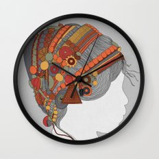 A TRIBE CALLED WOMEN - COLOR EDITION Wall Clock