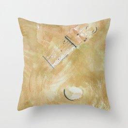 Lefty Classical Throw Pillow