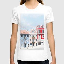 Colorful Buildings T-shirt