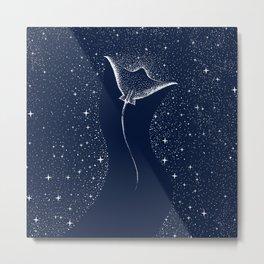 Star Collector Metal Print