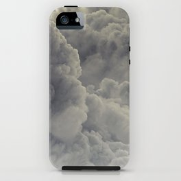 Heavenly Stampede iPhone Case