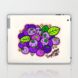 Team Blueberries (Coloured) Laptop & iPad Skin