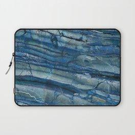 Ocean Depths Blue Marble Laptop Sleeve